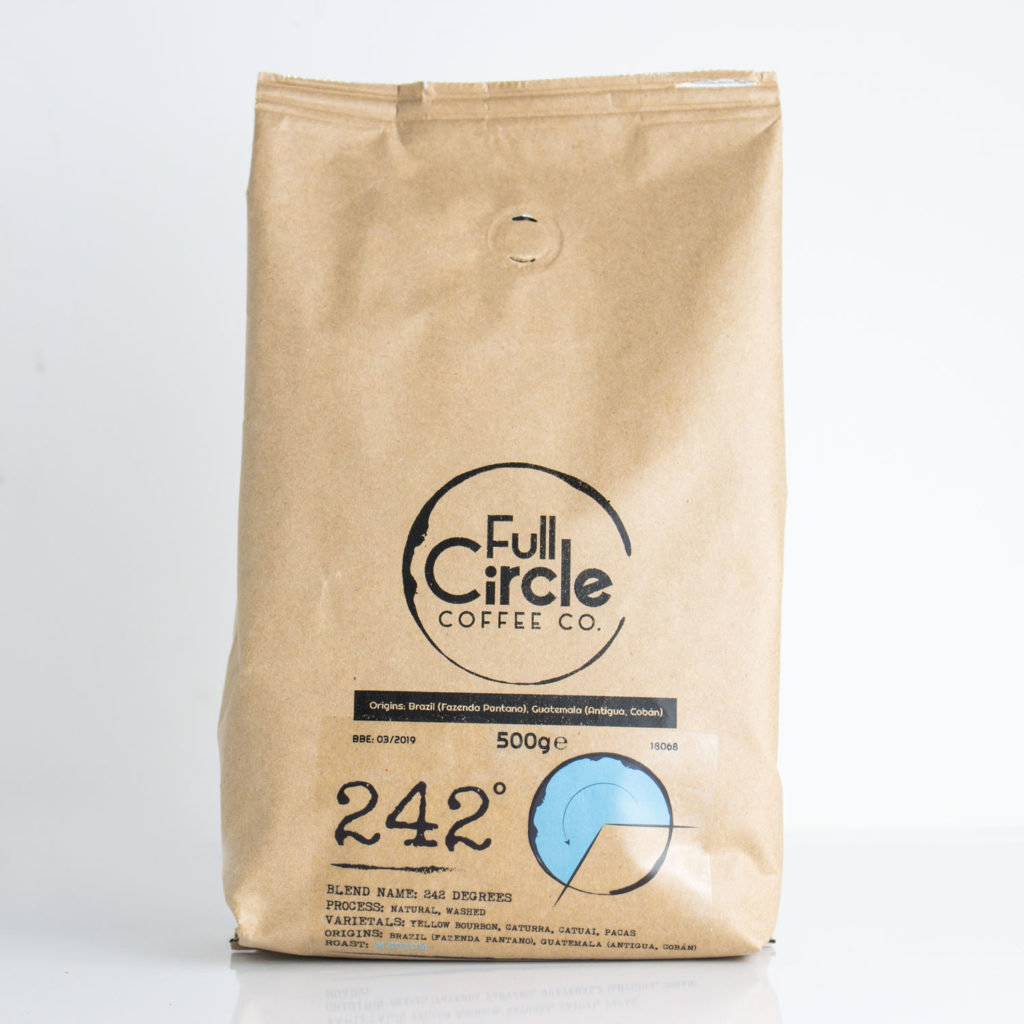 Our coffee - Full Circle Coffee Co